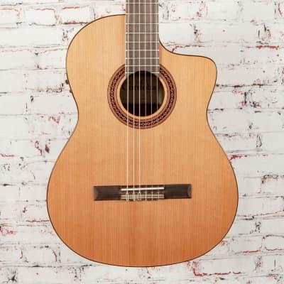 Cordoba C5-CE Iberia Series Nylon-String Acoustic/Electric Guitar x0487 for sale
