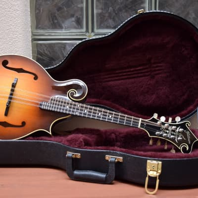 Flatiron  Performer F-style Mandolin (Bozeman 1995) w/New HSC for sale