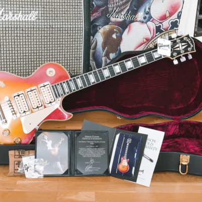 Gibson Custom Shop Ace Frehley Les Paul Budokan Aged #009 for sale