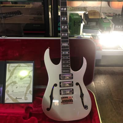 Ibanez PGM333 30th Anniversary Paul Gilbert Signature for sale