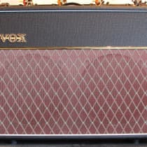 Vox AC15C2 Custom 15-Watt 2x12 Tube Guitar Combo 2010s Black image