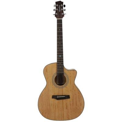 RANDON RGI-M4-CE - Westerngitarre mit Tonabnehmer for sale