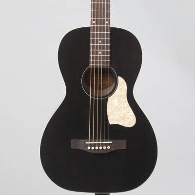 Art & Lutherie Roadhouse Parlor Acoustic-Electric Guitar | Faded Black for sale