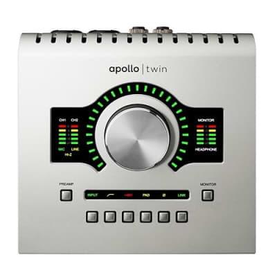 Universal Audio Apollo Twin DUO USB Desktop Audio Interface (Used/Mint)