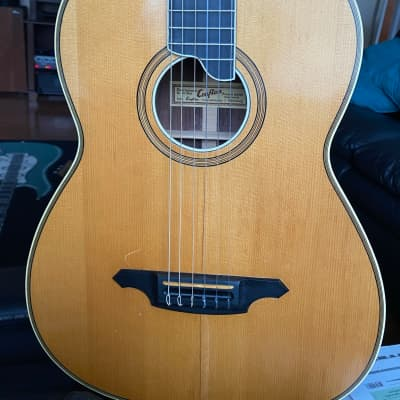 Crafton classical guitar 1940's natural spruce w/Brazilian rosewood for sale