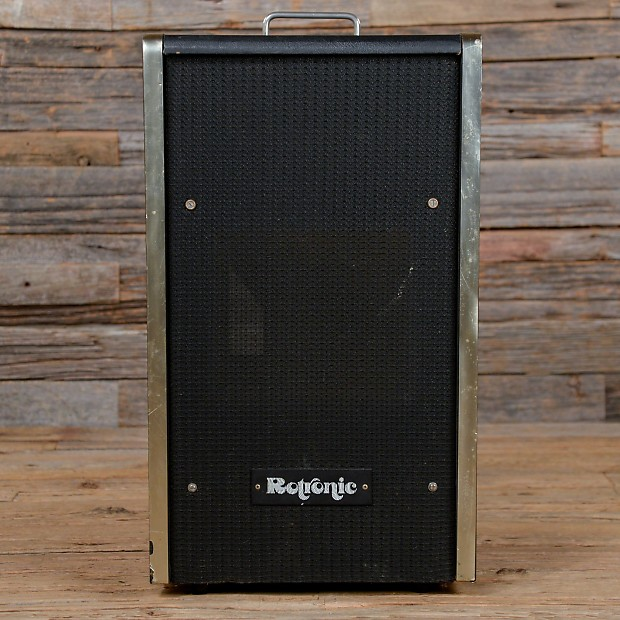 Rotronic Rotary Speaker Cabinet USED | Chicago Music Exchange | Reverb