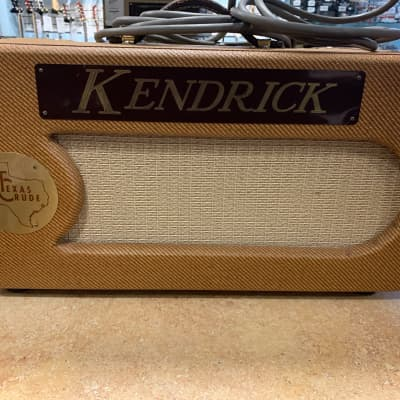 Kendrick Texas Crude Guitar Amp Head for sale