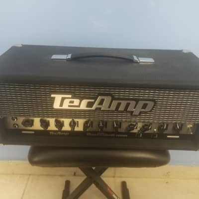 TecAmp Bad Bull BadBull 2000 Tube Bass Guitar Amplifier Head Amp for sale