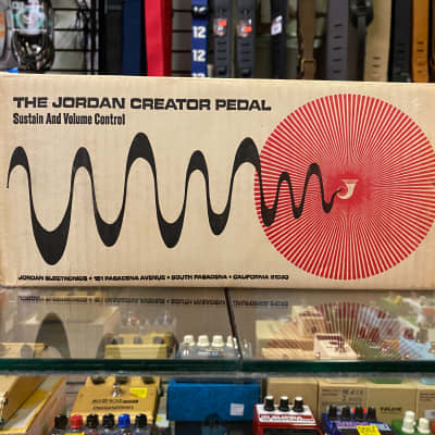 Jordan Creator Sustain & Volume Black / Red for sale