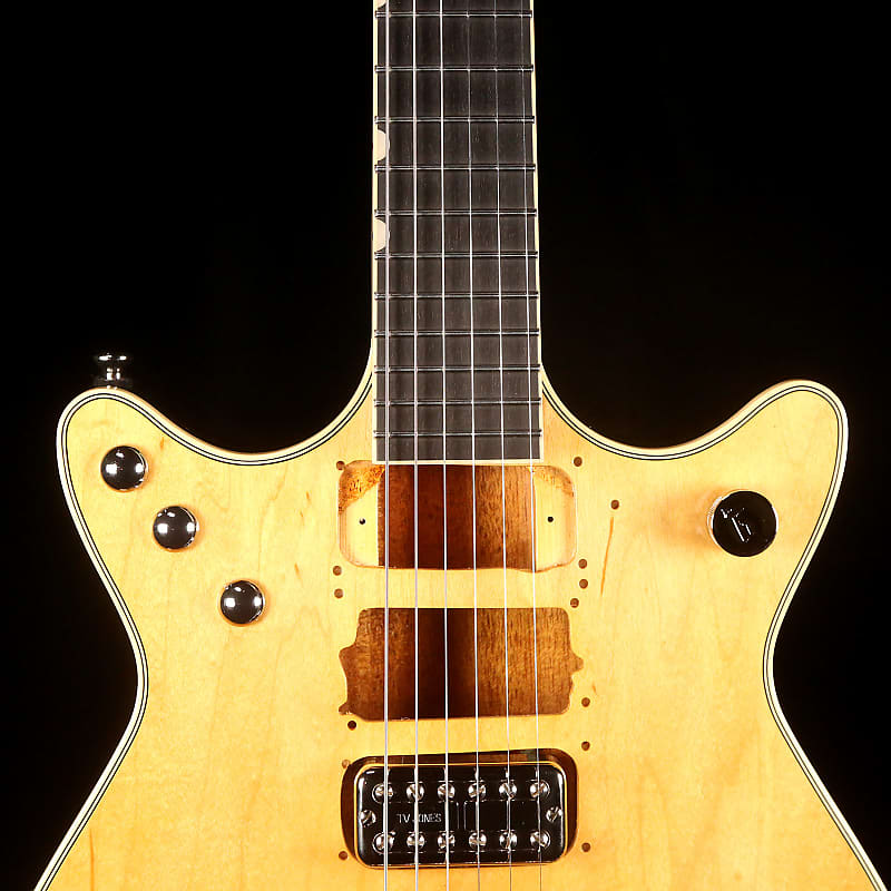 gretsch g6131t my malcolm young signature jet natural reverb. Black Bedroom Furniture Sets. Home Design Ideas