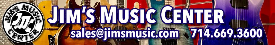 Jims Music Center