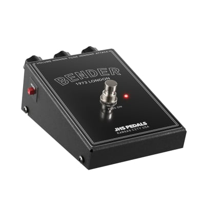 JHS Pedals Legends Of Fuzz Series Bender MKIII Overdrive Pedal
