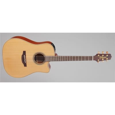 Takamine P3DC Pro Dreadnought Electro Acoustic for sale