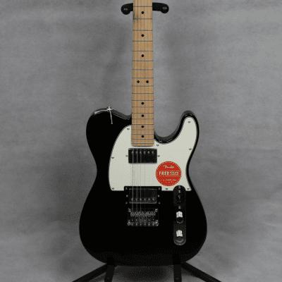 Fender Squier Contemporary Telecaster HH MN Black Metallic