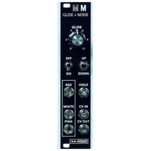 AJH Synth MiniMod Glide + Noise - Black