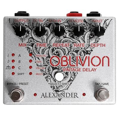 Alexander Oblivion Vintage Delay