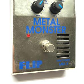 Guyatone MM-X, Flip, Metal Monster, Distortion, Tube Power, Made In Japan for sale