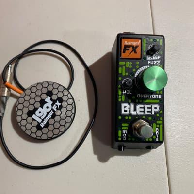 Rainger FX  Bleep Fuzz with Igor Pressure Pad Controller