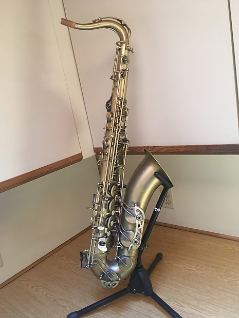 Fabulous Buffet Crampon 400 Series Tenor Saxophone Antique Matte Download Free Architecture Designs Ponolprimenicaraguapropertycom