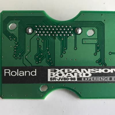 Roland SR-JV80-98 Experience II (2) Expansion Board