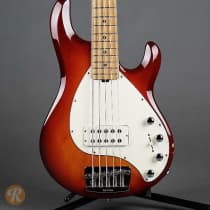 Ernie Ball Music Man StingRay 5 H 2000s Burst image