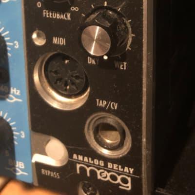 Moog 500 Series Analog Delay Module