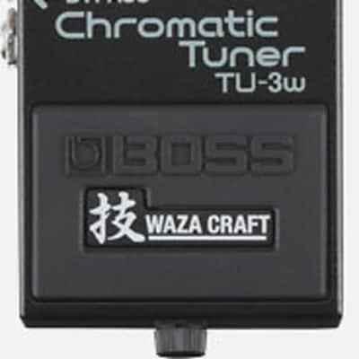 Boss TU-3W Waza Craft Tuning Pedal