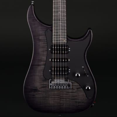 Vigier Excalibur Speciaal in Velours Noir, Maple with Case #170055 for sale