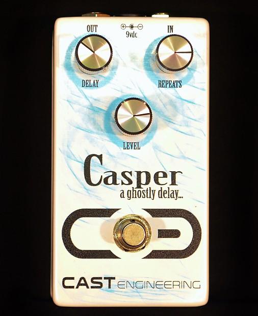 CAST Casper Delay White | Norman Music Center