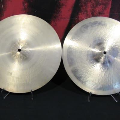 "Sabian 14"" Paragon Hi-Hat Cymbals"