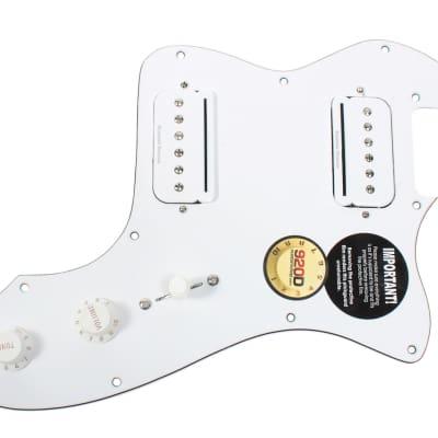 920D Fender Classic Series '72 Telecaster Tele Thinline Duncan P-Rails White image