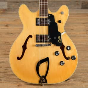 Guild Starfire IV Natural 1972