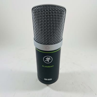 Mackie EM-91CU Large Diaphragm Cardioid USB Condenser Microphone *Sustainably Shipped*