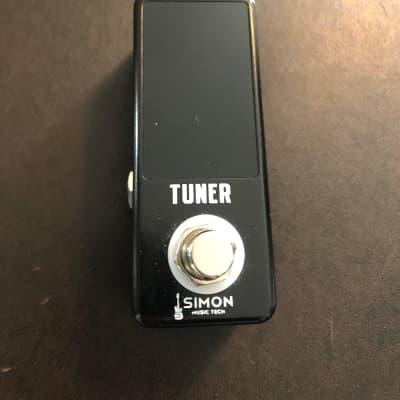 Simon Music Tech Tuner Black for sale