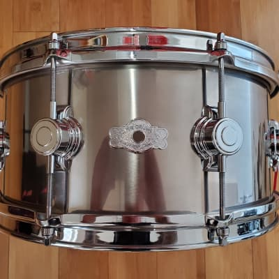 "Snares - George Way ""Aristocrat"" 6.5x14 Titan Titanium Snare Drum (DEMO STOCK)"