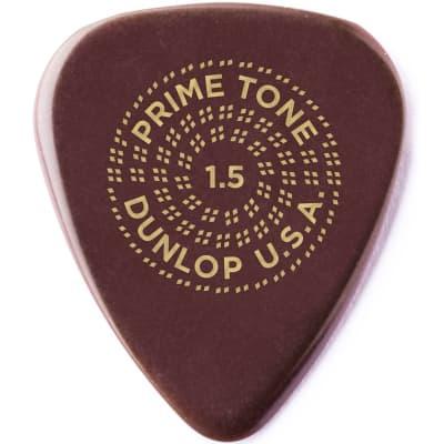 Dunlop 511R150 Primetone Standard Smooth 1.5mm Guitar Picks (12-Pack)