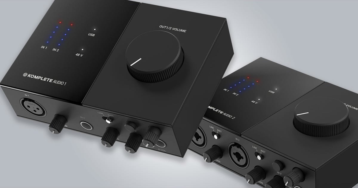 Pro Audio Equipment Audio/midi Interfaces Straightforward Native Instruments Maschine Studio Recording Interface