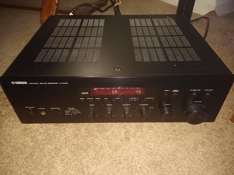 Yamaha R S700 21 Elite Stereo Receiver Audiophylz