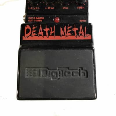 Digitech Death Metal Pedal USED for sale