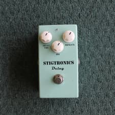 Stigtronics Delay Baby Blue image