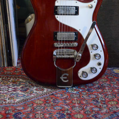 Epiphone Wilshire Tremolo 1964/65 Cherry for sale