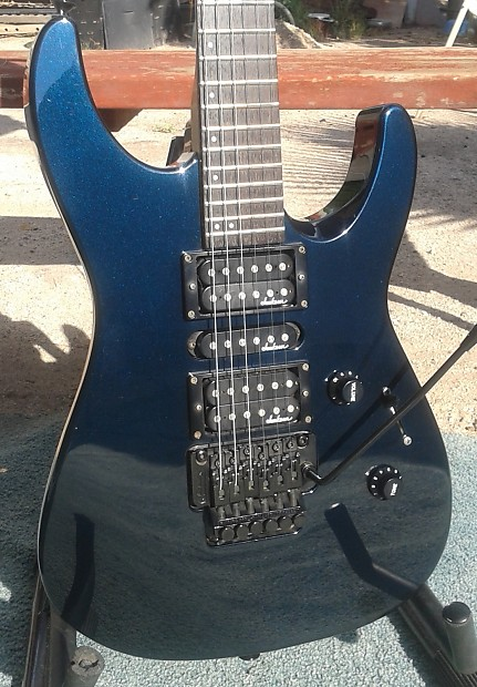 jackson jdr 94 concept electric guitar rare guitar shredder reverb. Black Bedroom Furniture Sets. Home Design Ideas