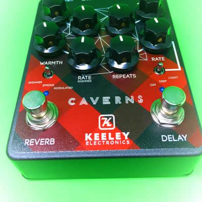 Keeley Caverns Canadian Ltd. Edition