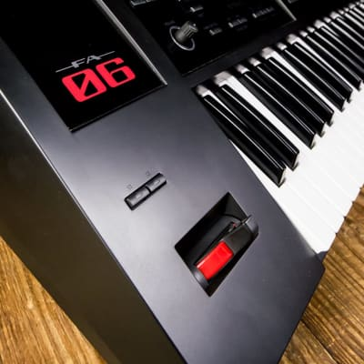 Roland FA-06 61-key Music Workstation with 2,000+ Sounds -  Full Warranty