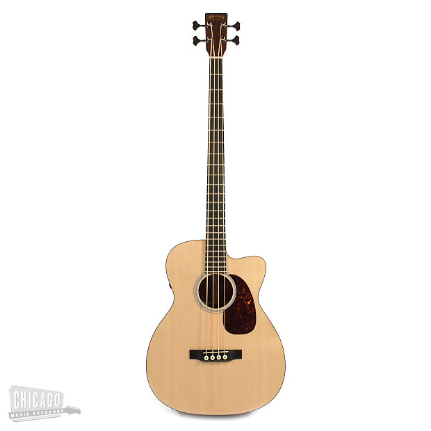 Martin Bcpa4 Performing Artist Acoustic Bass Spruce Sapele