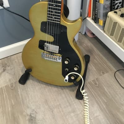 Gibson Challenger 1983 Silver Gold for sale