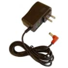 MOEN 9V Adapter for Guitar Effects Pedals (9V@ 1.5A) Neg. Center Stable Power image