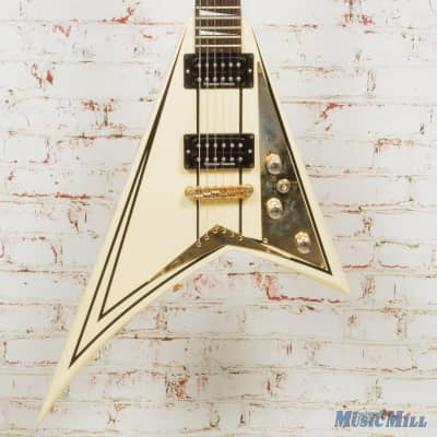 Jackson Pro Series RR5 Randy Rhoads Electric Guitar Ivory w/OHSC (USED) for sale