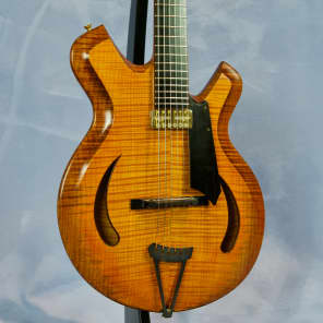 Letain Guitars Jazz On Fire for sale