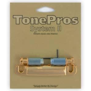 TonePros T1Z-G Metric Locking Tailpiece
